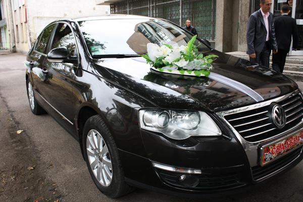 Аренда авто ФольксВаген Пассат Б6 в Черкассах