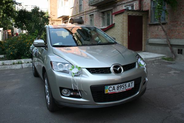 Аренда авто Мазда CX-7 в Черкассах