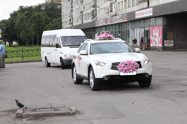 Аренда авто Инфинити FX35 в Черкассах
