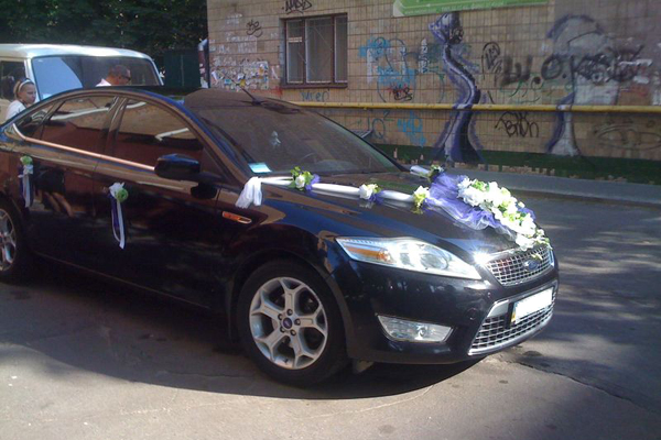 Аренда авто Форд Мондео в Черкассах