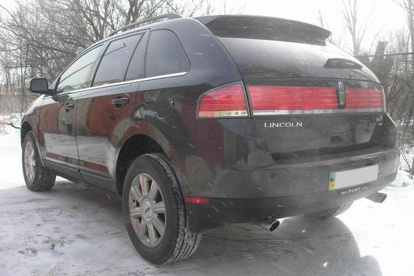 Аренда авто Линкольн MKX в Черкассах