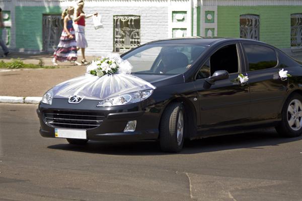 Аренда авто Пежо 407 в Черкассах