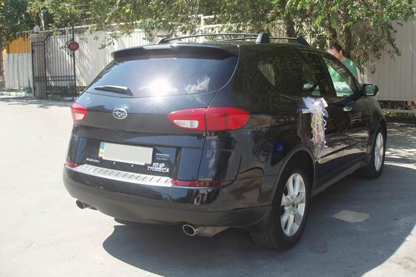 Аренда авто Субару Трибека в Черкассах