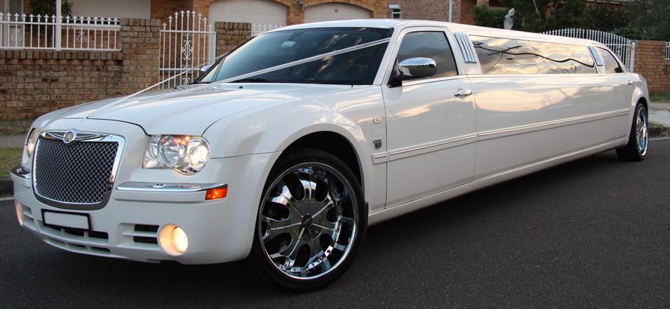 Лимузин Chrysler C300