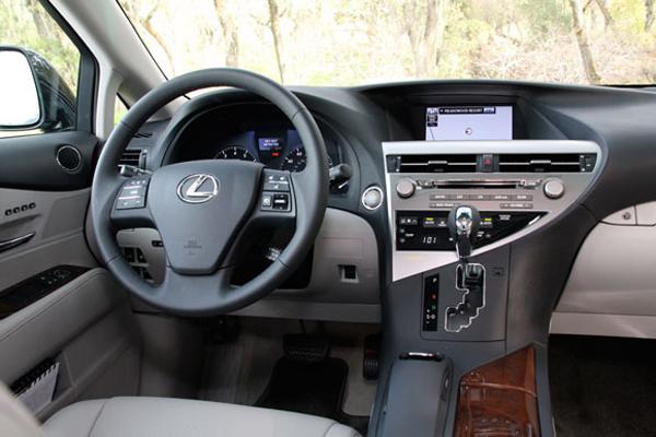 Аренда авто Лексус RX 350 в Черкассах