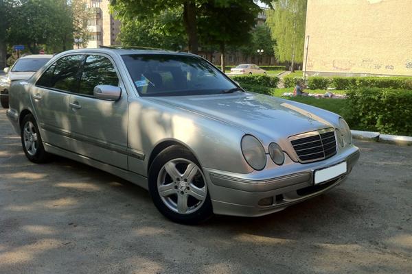 Аренда авто Мерседес E280 в Черкассах